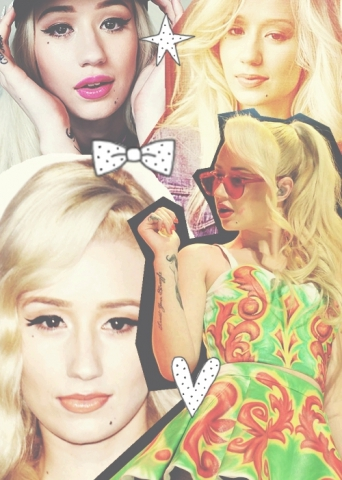 Happy Birthday Iggy azalea ...♥