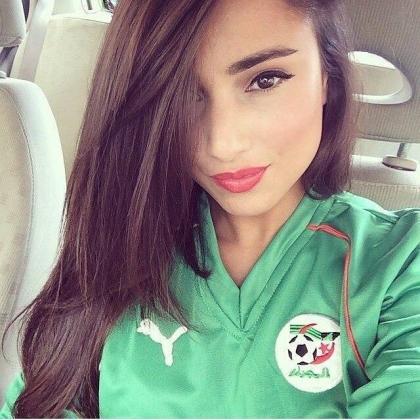 algeria girls