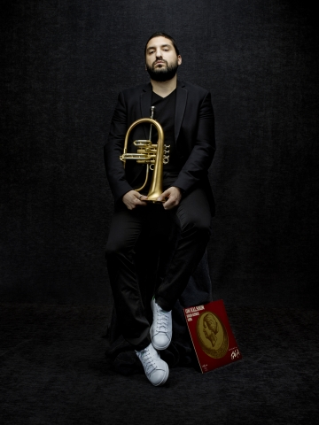 Ibrahim Maalouf sort son album live 14.12.16 - Live In Paris - photo 2