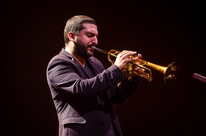 Ibrahim Maalouf sort son album live 14.12.16 - Live In Paris