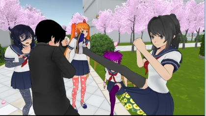 yandere simulator - photo 2