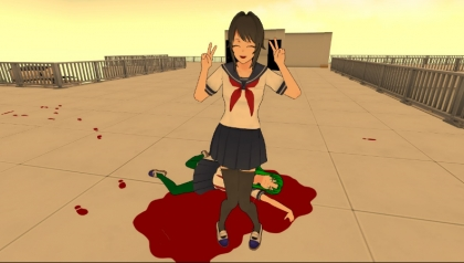 yandere simulator - photo 3