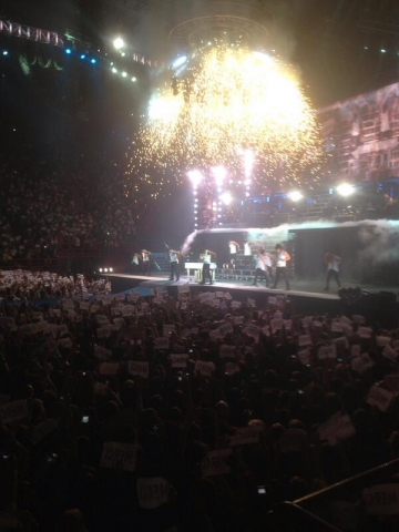 My Believe Tour Experience - photo 2