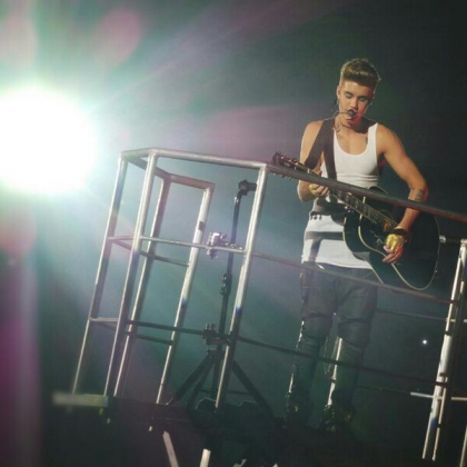 My Believe Tour Experience - photo 3